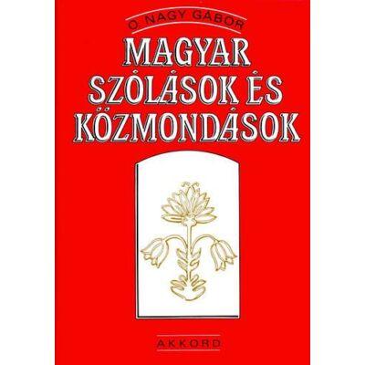 Magyar szólások és közmondások