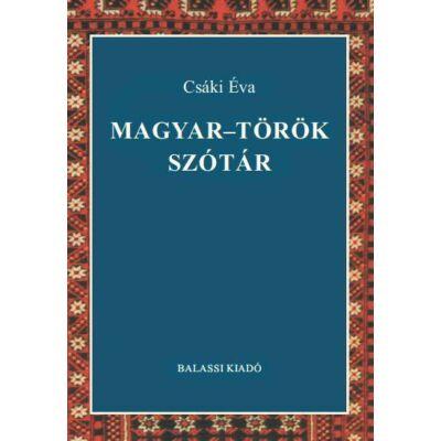 Magyar-török szótár