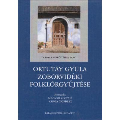 Ortutay Gyula zoborvidéki folklórgyűjtése