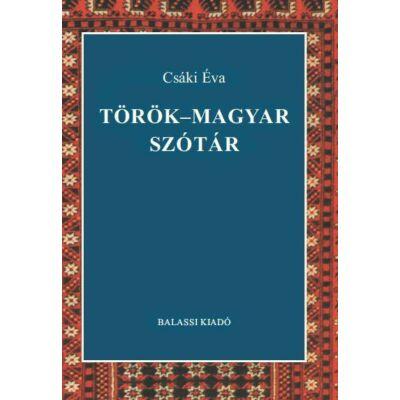 Török-magyar szótár