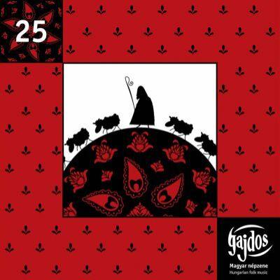 Gajdos 25 (CD)