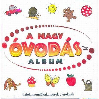 A nagy óvodásalbum (CD)