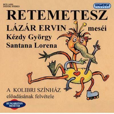 Retemetesz (CD)