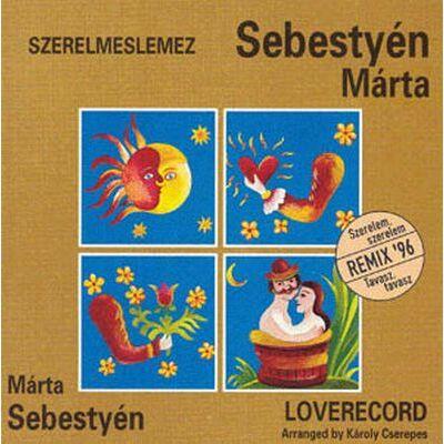 Szerelmeslemez (CD)