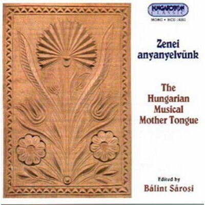 Zenei anyanyelvünk (CD)