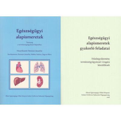 Egészségügyi alapismeretek - természetgyógyászati vizsgafelkészítő csomag