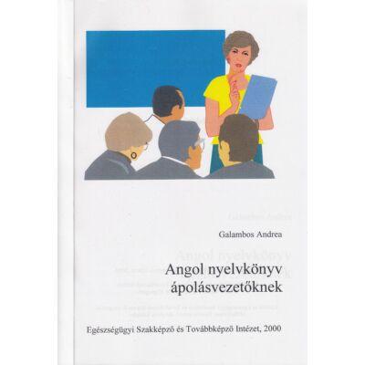Angol nyelvkönyv ápolásvezetőknek