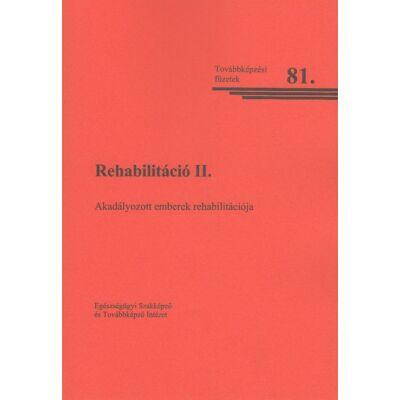 Rehabilitáció II.
