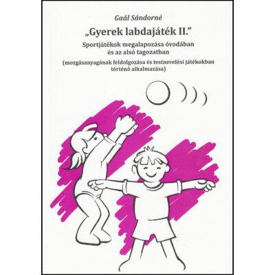 Gyerek labdajáték II.