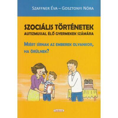 Szociális történetek autizmussal élő gyermekek számára