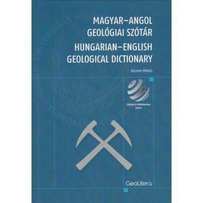 Magyar-angol geológiai szótár