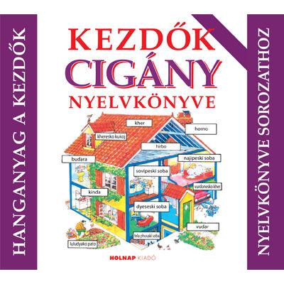Kezdők cigány nyelvkönyve (CD)