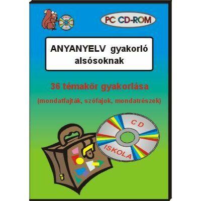 Anyanyelv gyakorló alsósoknak (CD-ROM)