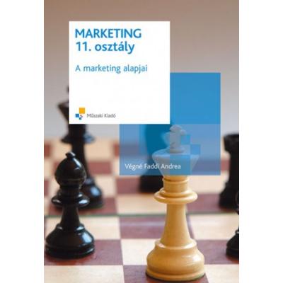 Marketing 11. osztály