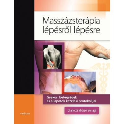 Masszázsterápia lépésről lépésre