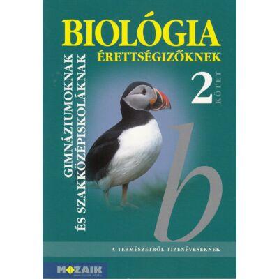 Biológia érettségizőknek 2.
