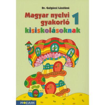 Magyar nyelvi gyakorló kisiskolásoknak 1. osztály