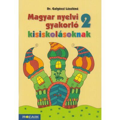 Magyar nyelvi gyakorló kisiskolásoknak 2. osztály