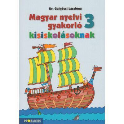 Magyar nyelvi gyakorló kisiskolásoknak 3. osztály