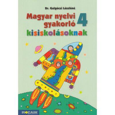 Magyar nyelvi gyakorló kisiskolásoknak 4. osztály