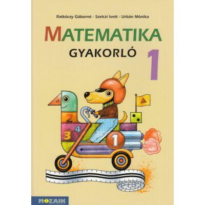 Matematika gyakorló 1.