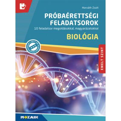 Próbaérettségi feladatsorok – Biológia (emelt szint)