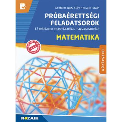 Próbaérettségi feladatsorok – Matematika (középszint)