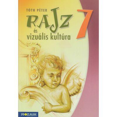 Rajz és vizuális kultúra munkatankönyv 7. osztály