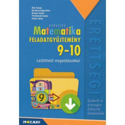Sokszínű matematika feladatgyűjtemény 9-10. (Letölthető megoldásokkal)