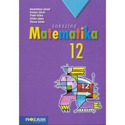 Sokszínű matematika 12. (MS-2312)