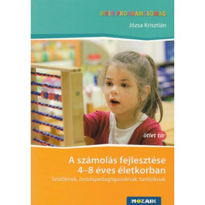 A számolás fejlesztése 4-8 éves életkorban