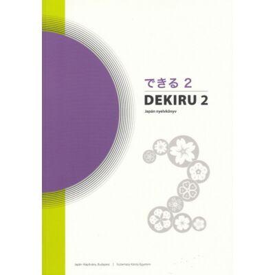 Dekiru 2. Japán nyelvkönyv