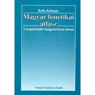 Magyar fonetikai atlasz