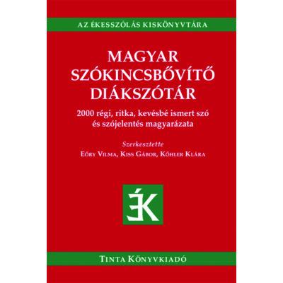 Magyar szókincsbővítő diákszótár