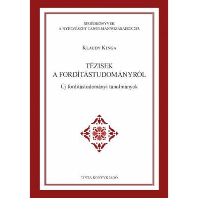 Tézisek a fordítástudományról