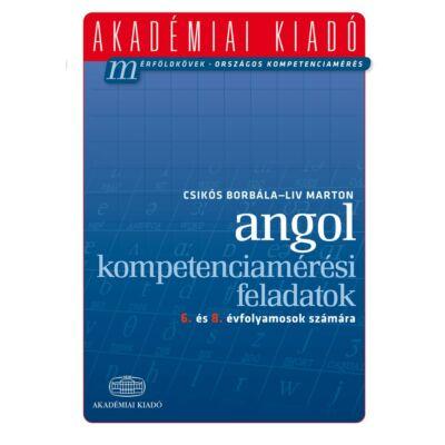 Angol kompetenciamérési feladatok