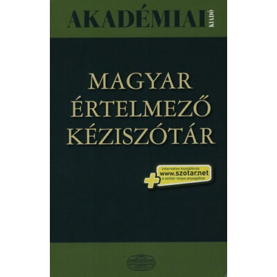 Magyar értelmező kéziszótár