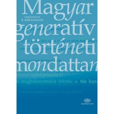 Magyar generatív történeti mondattan