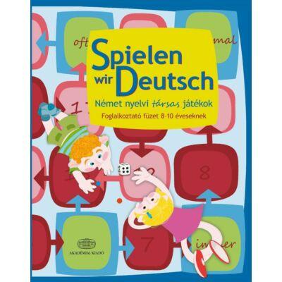 Spielen wir Deutsch - Német nyelvi társas játékok