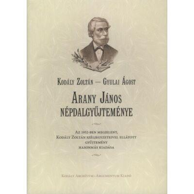 Arany János népdalgyűjteménye