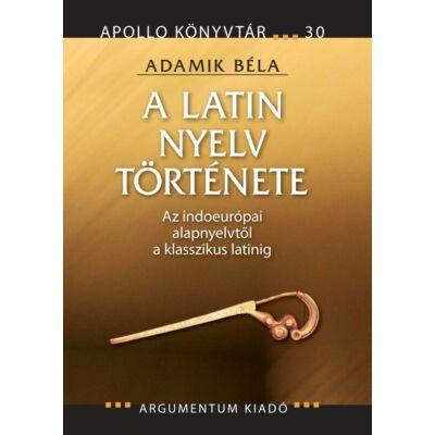 A latin nyelv története