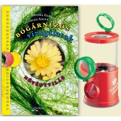 Bogárnézős vizsgálatok (Növényvilág) + Háromnézetű bogárnéző