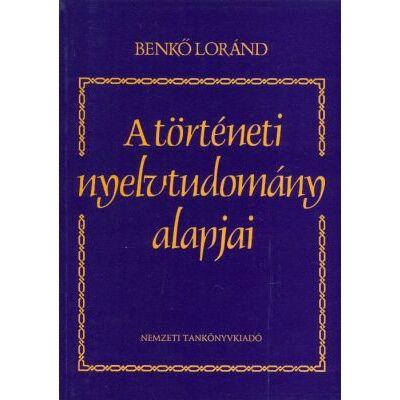 A történeti nyelvtudomány alapjai