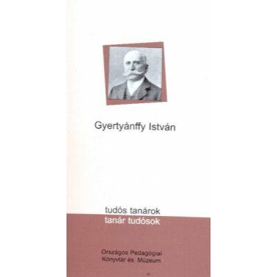 Gyertyánffy István