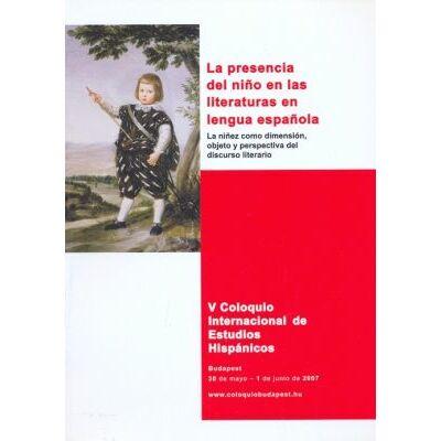 La presencia del niño en las literaturas en lengua española