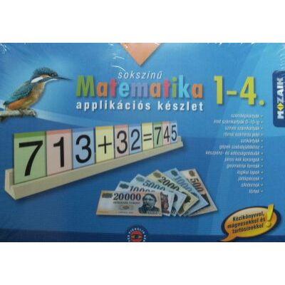 Matematika applikációs készlet 1-4. osztály