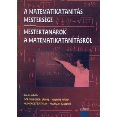 A matematikatanítás mestersége