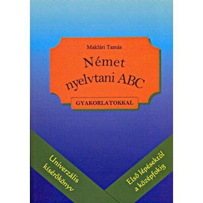 Német nyelvtani ABC gyakorlatokkal