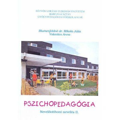Pszichopedagógia II.