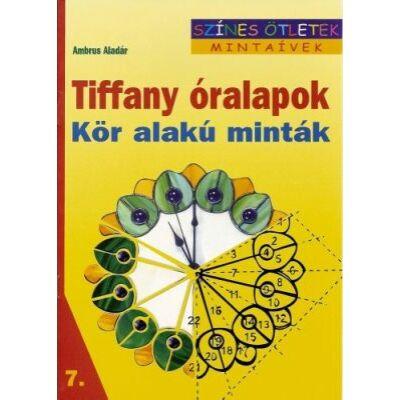 Tiffany óralapok - Kör alakú minták